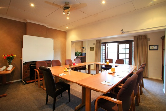 Suede Room, Conference facilities, Loerie Guest Lodge
