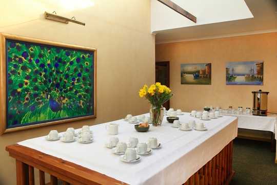 Coral Room, Conference facilities, Loerie Guest Lodge